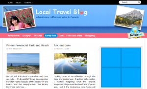 Local Travel Blog