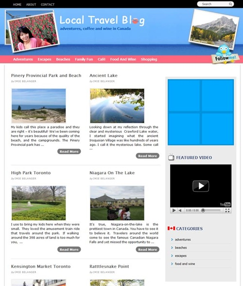 Local-travel-blog-design-thesis-wordpress-theme