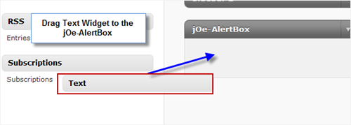Step-3-Add alert bar at top of Blog in Thesis Theme
