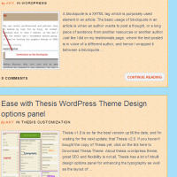 How to auto generate thumbnail in Thesis Theme without Plugin