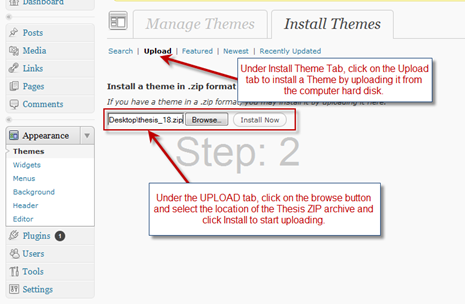 step2-install-thesis-theme-tutorial