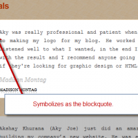 3 best ways to style blockquote for your blog
