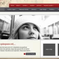 ColdStone Premium Theme: 3-Post Layout Unique WordPress Theme