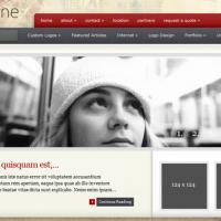 ColdStone Premium Theme: 3-Post Layout Unique WordPress Theme