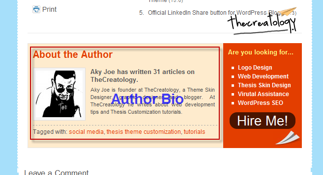 Custom Author Pages   Bill Erickson Image titled Write a Master s Thesis Step