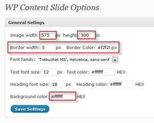 Step2-1-Configure Featured content slider in Thesis Theme