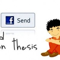 How to add Facebook Send Button in Thesis Theme ?