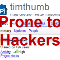 Update Timthumb.php File in WordPress Theme Vulnerable to Hackers