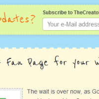 Add Slim Subscription Box in Header to Increase Blog Readers