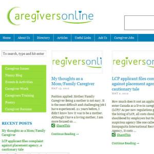 Caregivers Online