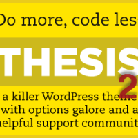 Thesis 2.0 – Killer WordPress Theme Updates – Available for Download