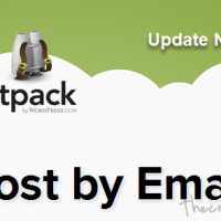Jetpack 2.0 Post by Email: Quickly Publish Article on WordPress using Email