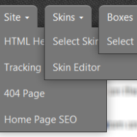 Hands on Thesis 2: Head Editor, Skin Editor, Boxes & Packages