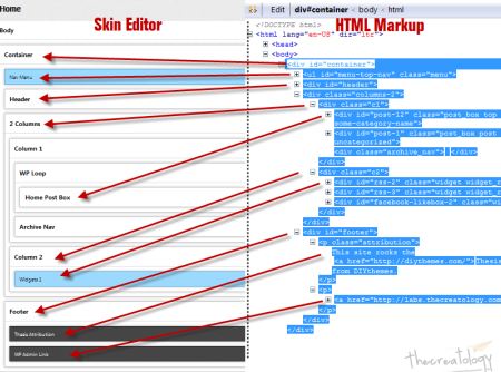 Thesis Skin Editor Working Part 2 450x334 Hands on Thesis 2: Head Editor, Skin Editor, Boxes & Packages