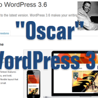 "WordPress 3.6 Version ""Oscar"" Launched for Power Users"